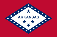 Click this map to find arkansas made products.