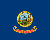 Click this map to find idaho made products.