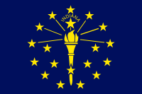 Find Appliances made in Indiana.