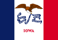 Click this map to find iowa made products.
