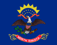 Click this map to find north dakota made products.