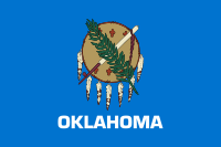 Click this map to find oklahoma made products.