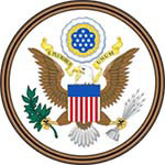 Obverse side of the Great Seal of the United States of America
