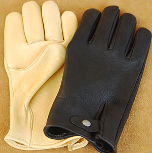 Geier 445 Elkskin Gloves