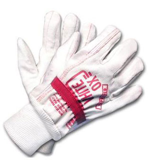 Northstar White Ox Work Gloves