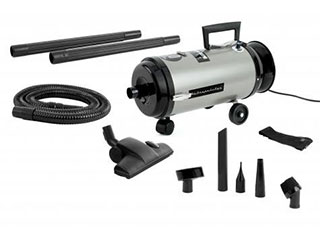 Metro Professional Evolution Variable Speed Compact Canister Vac