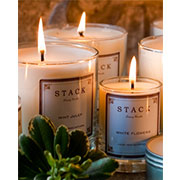 Stack Candles