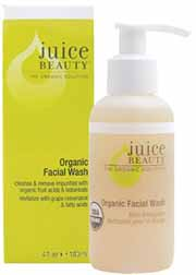 Juice Beauty - Organic Facial Wash