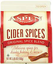 A delicious and classic combination of spices which makes ordinary cider, wine, tea and brandy extraordinary. No cooking is necessary. The spices dissolve completely, so it is perfect for hot and cold drinks, as well as for baking. Our single-serving packets also make excellent stocking stuffers or an instant Taste of Aspen wherever you go.