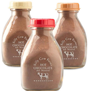 Chocolate Drinks - All Natural Hot Chocolate Mix