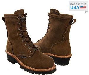 Carolina CA919 Logger Boots