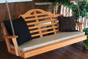 Furniture Barn Porch Swings