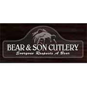Bear & Son Cutlery Logo