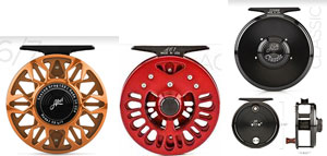 Abel Automatics, Inc. USA Made Fishing Reel