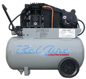 BelAire USA Made Portable Air Compressors