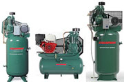 Champion Air Compressors - USA made models