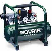 Rolair JC10 1 HP Oil-Less Compressor