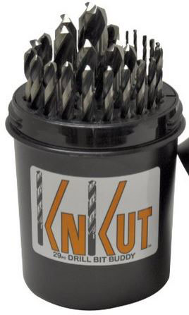 KnKut Performance Drill Bits