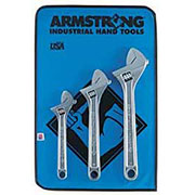 Armstrong Tools Adjustable Wrenches