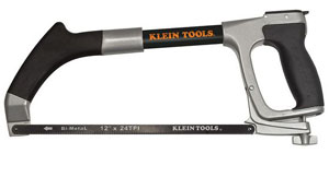 Klein Tool 702-12 Hacksaw with 12-Inch Blade