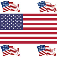 USA made products logo